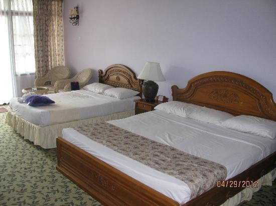 Casa dela Rosa Hotel: Bedroom