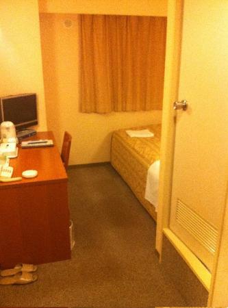 Hotel Inou : 入り口からみる