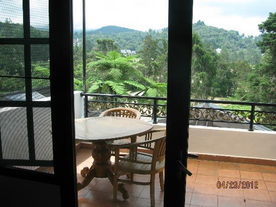 Casa dela Rosa Hotel: Balcony