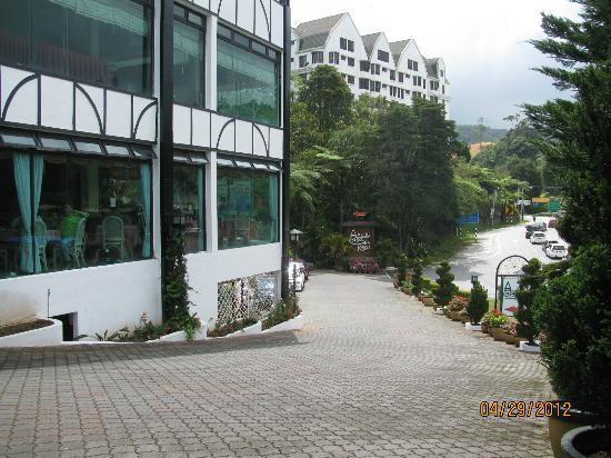 Casa dela Rosa Hotel: Entrance