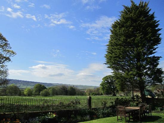 Saxon Villa: View @ Garden - WONDERFUL!