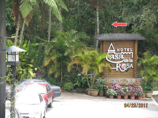 카사 데 라 로사 호텔 사진
