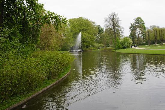 Frederiksberg Have: The Garden
