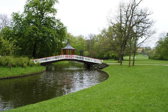 Frederiksberg Have: Chinese Garden