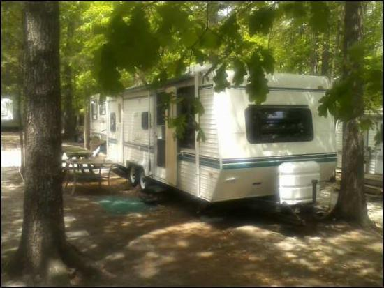 Big Oaks Family Campground: Nice sites