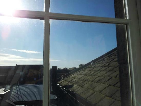 Wallace's Arthouse Scotland: dalla mia finestra