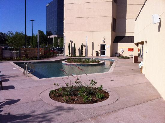 ‪‪Sheraton Dallas Hotel by the Galleria‬: Outdoor pool area‬