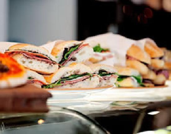 Lunch @ Mercatto