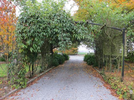 Temuka Gardens B & B: Entrance