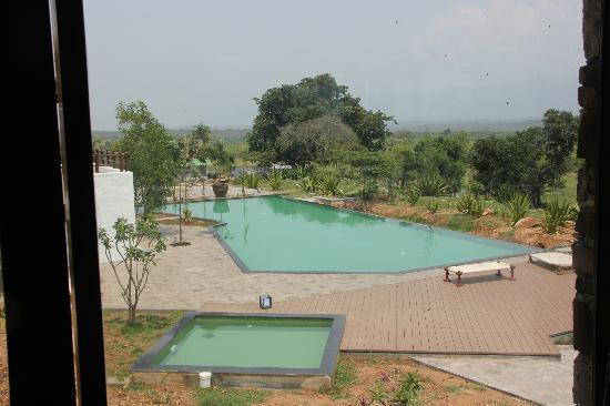 Pool picture of the serai bandipur bandipur tripadvisor for Resorts in bandipur with swimming pool