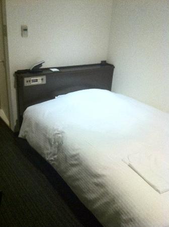 JR Inn Obihiro: ベッド周り