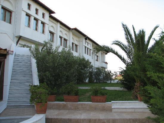 Alexandros Palace Hotel: exterior