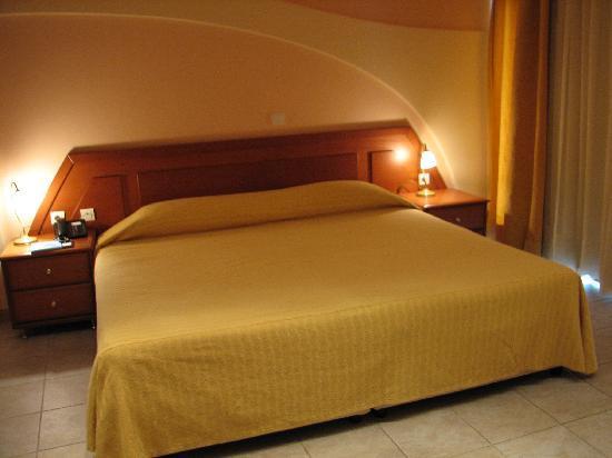 Alexandros Palace Hotel: room