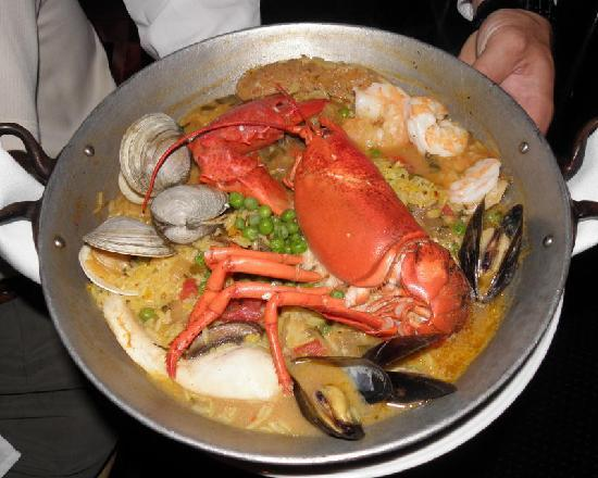 Real Seafood Restaurant Naples Florida
