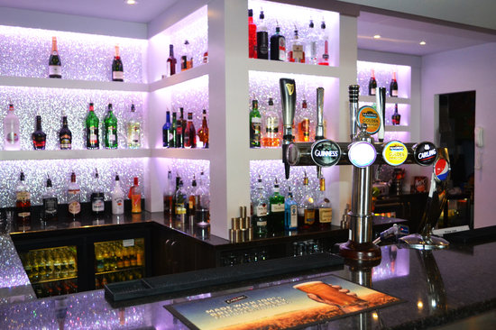 Lyndene Hotel: One of our three bars