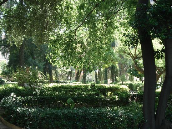 Jardines de Monforte : A little haven