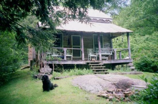The Cabins At Crabtree Falls: Annie's Cabin