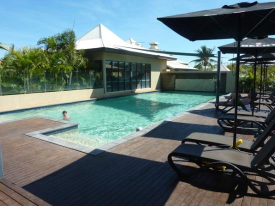 Beaches of Broome: Pool