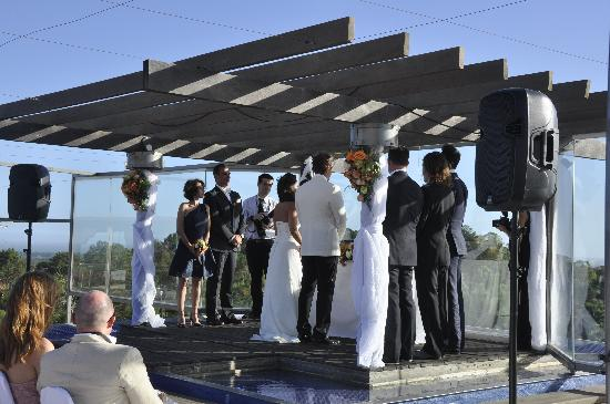 Punta Ballena, Uruguay: Ceremonia