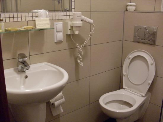 Aneks Hotelu Kazimierz : Toilet & shower room