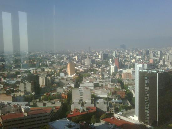 Plaza Suites Mexico City: vista DF