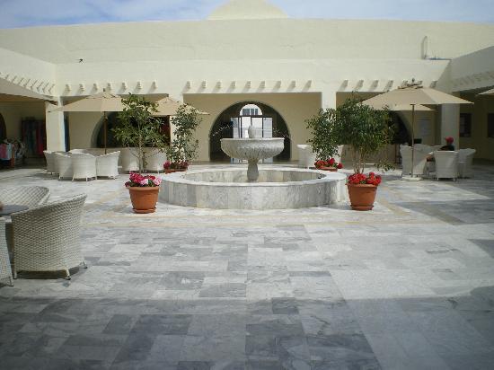 Negresco Veraclub : centre de l'hotel