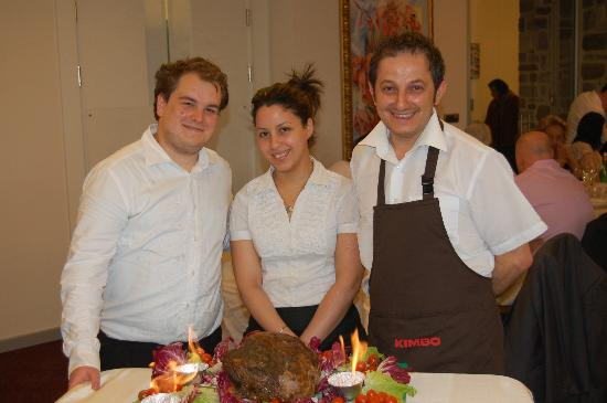 Montone, Itália: ottimo servizio