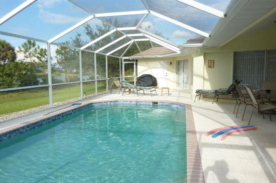 Rotonda West, FL: Lovely Pool