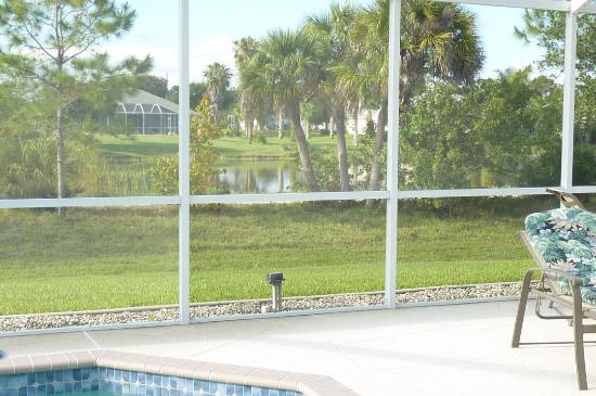 Rotonda West, FL: Serene View