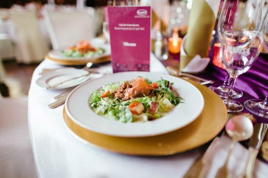 Hotel Strandlust Vegesack: lecker Vorspeise