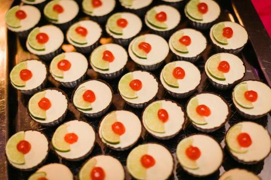 Hotel Strandlust Vegesack: Dessert - sehr lecker