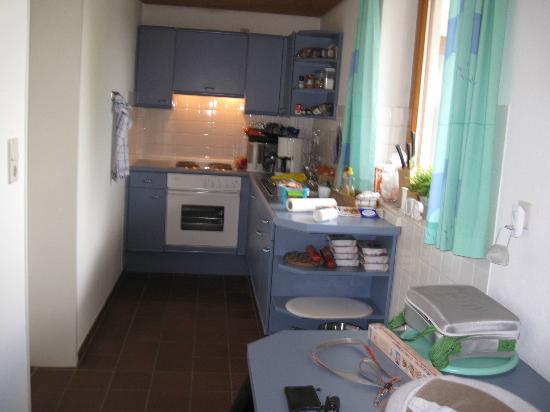 TOP Hotel Neuhaus: kitchen
