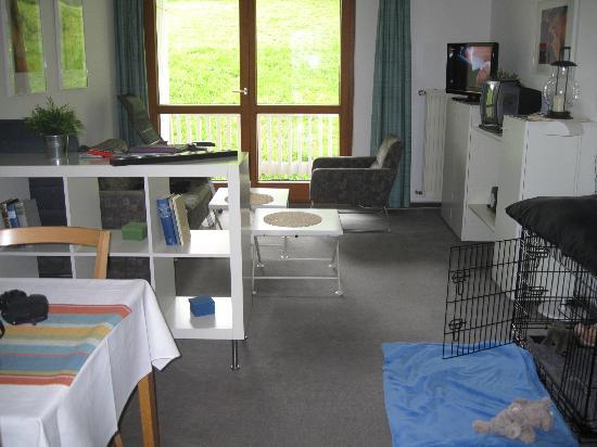 TOP Hotel Neuhaus: sitting room