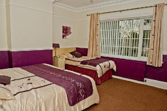 Charnwood Lodge: Kingsized/Family Room