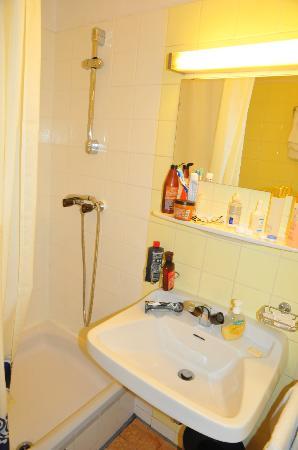 Hotel Terminus: ванная