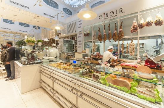 cucina - Picture of Ginger Sapori e Salute, Rome - TripAdvisor