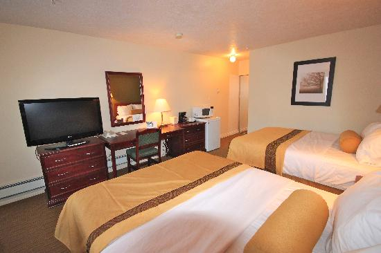 Econo Lodge Inn & Suites: Double room