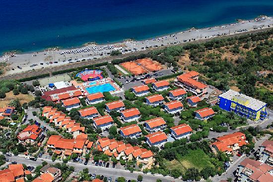 Piraino, Italie : Hotel Villaggio Residence Riviera del Sole
