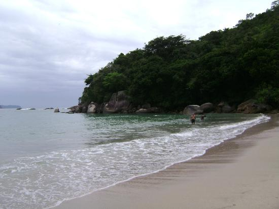 Praia do Cachadaco: Trindade