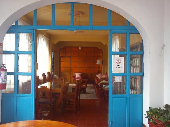 Santa Prisca: Sala