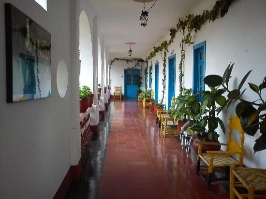 Santa Prisca: Corredor