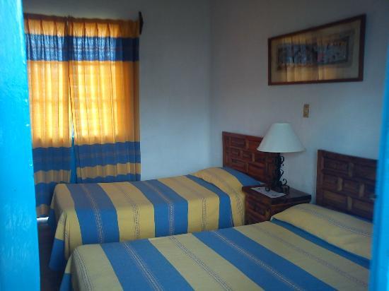 Santa Prisca: Habitacion