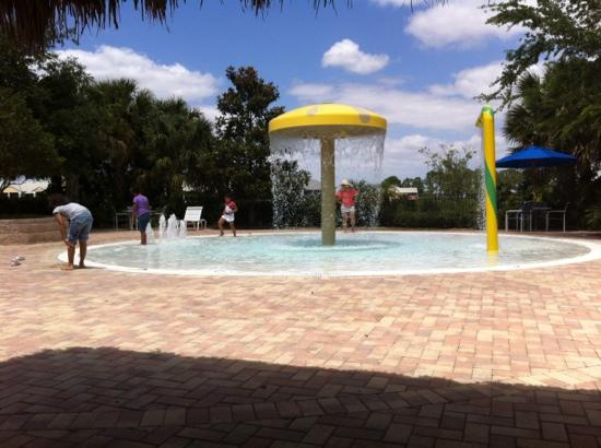 Bahama Bay Resort Orlando by Wyndham Vacation Rentals: kids play spot