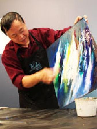 Danny Chen Art Studio