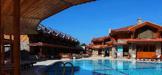 فندق بي سي سبا: BC SPA HOTEL POOL