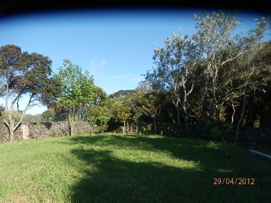 Quinta das Merces: une partie du jardin