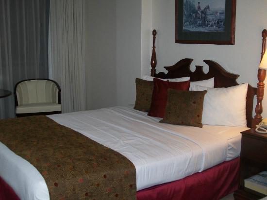 Continental Hotel & Casino: HABITACIÓN