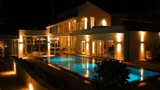 Vital & Wellnesshotel zum Kurfuersten: Poolhaus