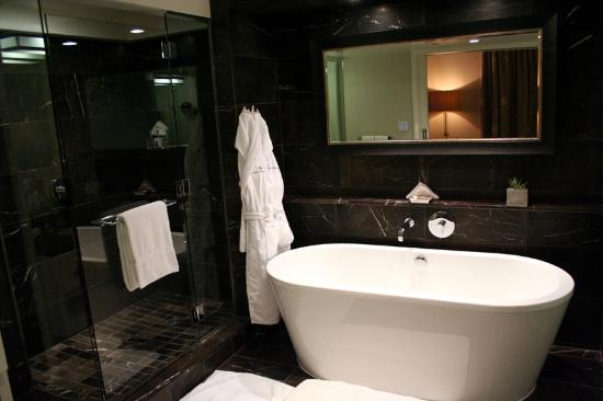 Gorgeous Free Standing Tub Picture Of Rosewood Hotel