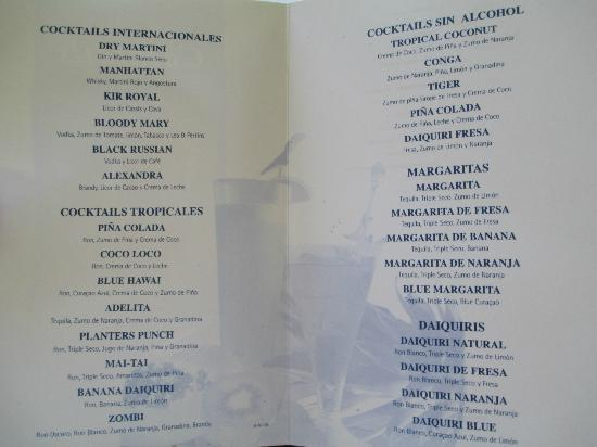 Rock Hall Cafe Menu